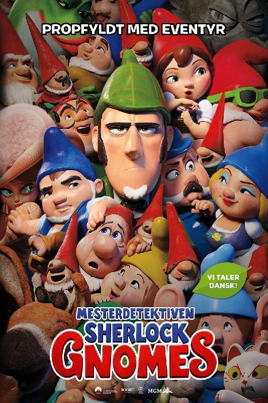 Gnomeo & Juliet 2: Sherlock Gnomes
