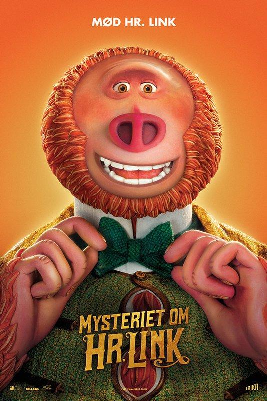 Mysteriet Om Hr. Link