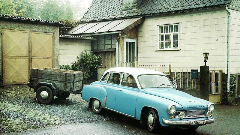 Flugten fra Østtyskland