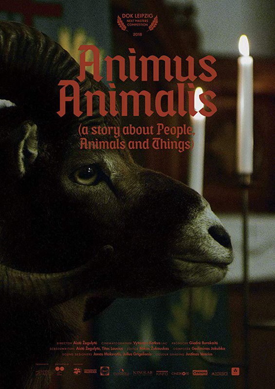 Animus Animalis (a story about People, Animals and Things)