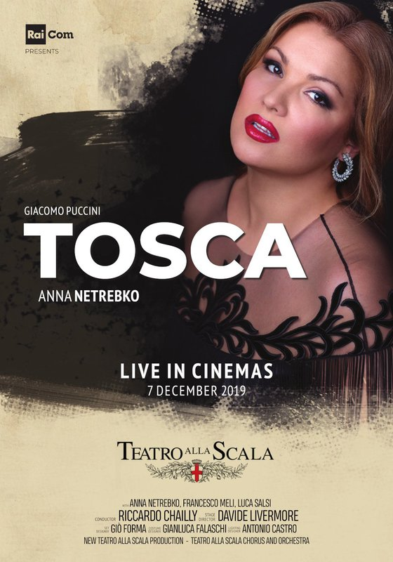 Tosca: Live From La Scala 2019