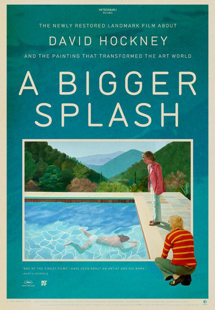 A Bigger Splash 1973