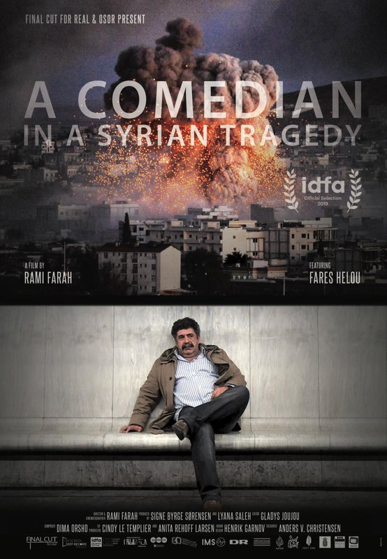 A Comedian in a Syrian Tragedy