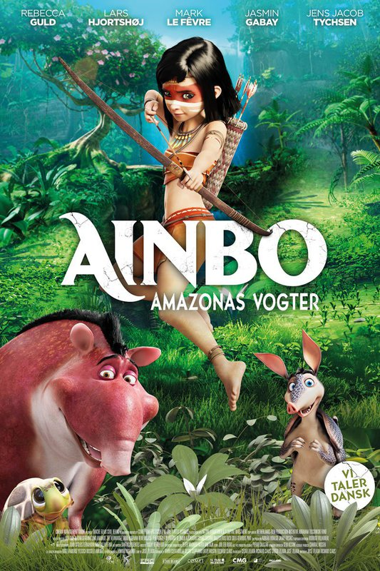Ainbo – Amazonas vogter